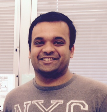 Aditya Bele, PhD : Postdoctoral Fellow